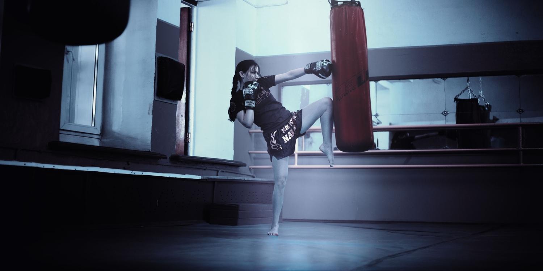Aimhigh宇都宮店のキッククラスは現役K-1ファイターが教えます。安全に楽しく、身体を変えらえるクラスです。