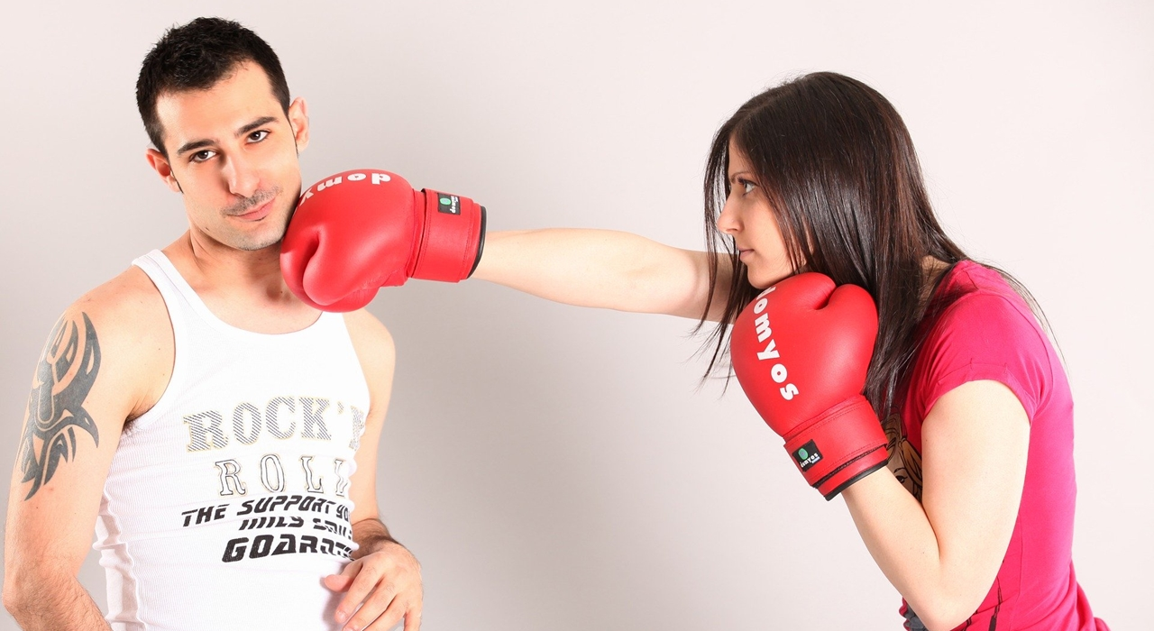 アットホームなキックボクシング